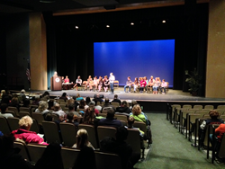 Organized locally by Husson University's School of Education, the Penobscot County Spelling Bee Finals help to promote academic excellence.