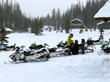 WordenGroup will use its' experience promoting unique hotel packages to share numerous Brooks Lake Lodge activities, from snowmobiling to fishing to luxurious spa treatments.