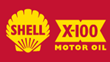 Shell X-100 Classic Motor Oil