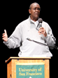 Basketball Great Bill Cartwright Returns to Alma Mater USF