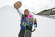 Monster Energy's Jamie Anderson Defends Title at the 2016 Burton US Open Women's Snowboard Slopestyle Championships