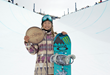 Monster Energy's Chloe Kim Wins Women's Halfpipe at the 2016 Burton US Open