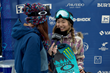 Monster Energy's Chloe Kim Wins Women's Halfpipe at the 2016 Burton US Open