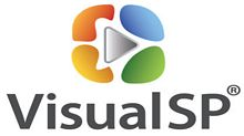VisualSP logo