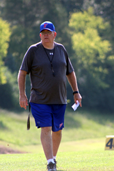Coach Mike Hooper selected to be head coach of the prep football program at Fork Union Military Academy.