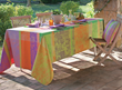 Mille Patios Provence, Coated Table Linen