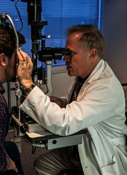 Eye Exam at Shofner Vision Center