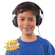 Califone Offers Three Year Headphone Warranty