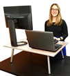 Stand Steady Standing Desk CEO Recognized by Amazon Business to Celebrate International Women's Day