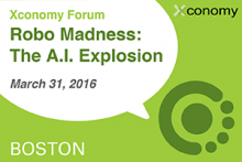 Cirtronics to attend Xconomy's Robo Madness 2016