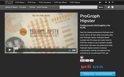FCPX Effects - Apple - ProGraph Hipster