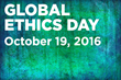 Think Global, Act Local: Carnegie Council Announces Global Ethics Day, October 19, 2016