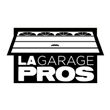 LA Garage Pros Logo - Los Angeles, California garage door repair and service
