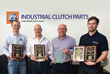 'Brake-ing' Records- Industrial Clutch Parts are awarded for their outstanding service and sales
