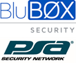 PSA Security Network and BluB0X Security