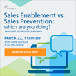 Accent Technologies Offers Webinar on Achieving Sustainable Sales Enablement Success