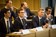 Unique challenge provides new approach to education and networking for Oxford Saïd finance students