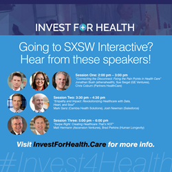 Invest for Health at SXSW