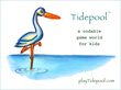 Tidepool, a codable game world for kids