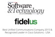 Fidelus Technologies Named Best Unified Communications Provider in the USA
