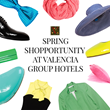 Valencia Group Hotels Welcome Spring in their Destinations