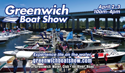 In-water Boat Show held April 2-3, 2016