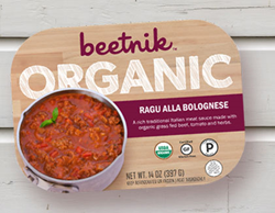 Beetnik Line of Organic Pasta Sauces