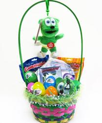 Gummibär Easter Basket