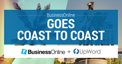 San Diego Based Digital Marketing Agency BusinessOnline Acquires UpWord Search Marketing