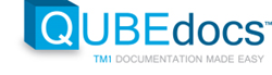 QUBEdocs for TM1
