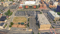 Triangle Park Development Site