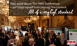 The PMO Conference in London