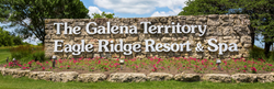 Eagle Ridge Resort & Spa is located 150 miles west of Chicago within The Galena Territory, a 6,800 acre recreational, residential and resort community six miles from the historic town of Galena, Illinois.