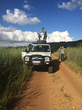Rhino Man Film Crew in S. Africa