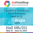 OnPrintShop Web to Print Solutions to Help PSPs Simplify and Transform at drupa 2016