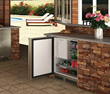 Marvel Develops the First All-in-one Refrigerator Freezer Ice Maker Certified for Outdoor Kitchens