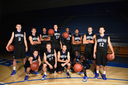 2015-16 SLCC men's basketball team