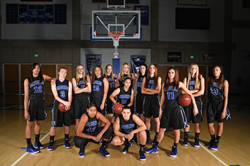 2015-16 SLCC women's basketball team