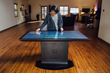 The Ideum Platform 65 is a fully integrated multitouch table equipped with a powerful integrated Intel® Core™ i7 quad core computer and single push-button power.