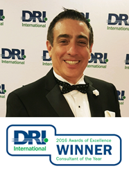 Strategic BCP's Christopher Duffy Named Top Consultant by Disaster Recovery Institute