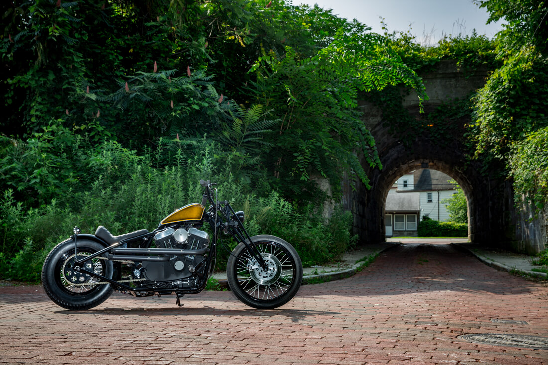 Lowbrow Customs Introduces Shotgun Exhaust Pipes for Harley