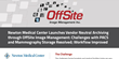 "OffSite Image Management Partners With Newton Medical Center to Solve ""Aging"" PACS Problems With 3D Mammography; Case Study Highlights Vendor Neutral Archiving Solutions"