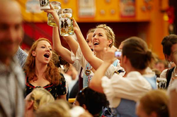 Oktoberfest in Bavaria