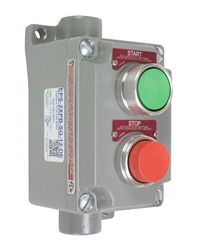Class 1 Division 1 Explosion Proof Momentary Push Button