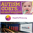 Hope For Three And The Santikos Palladium Theater Announce A Mega Weekend For National Autism Awareness Month