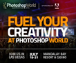 The World's Largest Adobe Photoshop Event Returns To Las Vegas This Summer