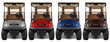 Consumer and Fleet Club Car Precedent Golf Cars Now Available in Premium Metallic Colors
