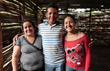 Meet Maria and her family from Colombia.  After fleeing violence in their home state, they have found a new life in the coffee lands in the high Andes Mountains.  Maria is a natural and gifted coffee