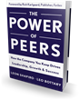 Bibliomotion Launches 'The Power of Peers' by Leon Shapiro & Leo Bottary