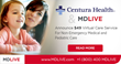 Centura Health and MDLIVE Unveil $49 Virtual Care Service